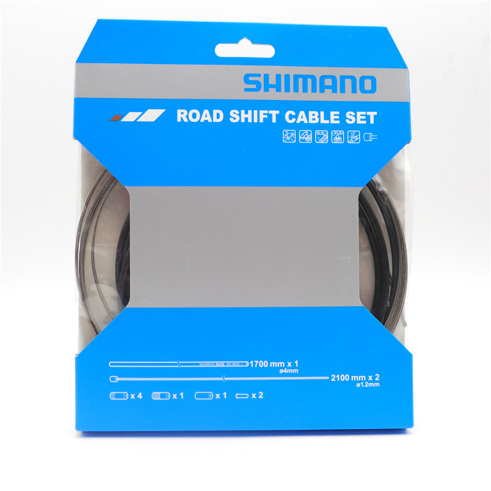 SHIMANO  Road Bike OT-SP41 Shift Cable&Housing Set