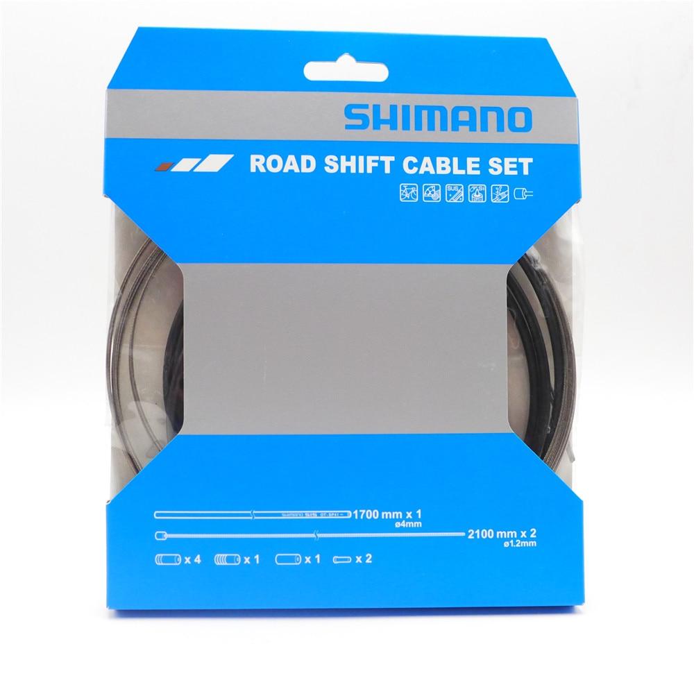 SHIMANO  Road Bike OT-SP41 Shift Cable&Housing Set