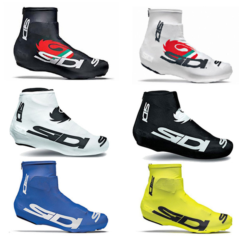 Professional sports cycling shoes SIDI Cover quick-drying 100% Lycra men's and women's sports shoes racing bike riding overshoes