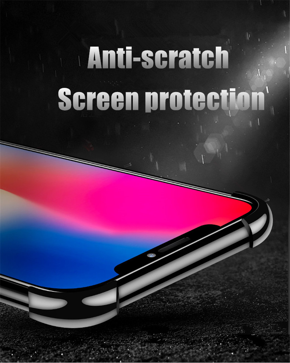 Hc3f24c1e111a4e039026ff9f7dc99f7fE - USLION Shockproof Armor Clear Case For iPhone 11 Pro Max XS Max XR X 8 7 6 6s Plus 5 5s SE Transparent Phone Cases Airbag Cover
