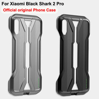 Official Original For Xiaomi Black Shark 2 Pro Case Slide Rail back Cover Can cooperate GamePad For Xiaomi BlackShark 2 Pro