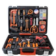 Электротехнические инструменты 56 шт/компл набор электроинструментов