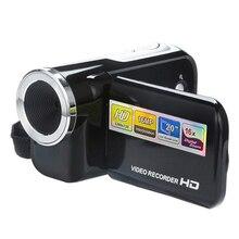 Видеокамера 2 дюйма экран 16 миллионов пикселей мини цифровая камера видеокамера GT66