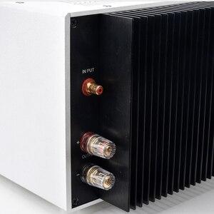 Image 5 - 400W 400VA * 2 Hifi Hi End Class Aเครื่องขยายเสียงHome Audio System 1CHหรือ2CHแยกdual Mono Pureโพสต์AMP 408*240*180มม.