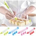 Силиконовая ручка для письма еды, фотоформа для торта, чашка для крема, глазурь для печенья, Кондитерские насадки, кухонные аксессуары