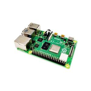 Image 2 - חדש מקורי רשמי פטל Pi 4 דגם B RAM 2G4G8G 4 Core 1.5Ghz 4K מיקרו HDMI Pi4B 3 מהירות מ Raspberr Pi 3B +