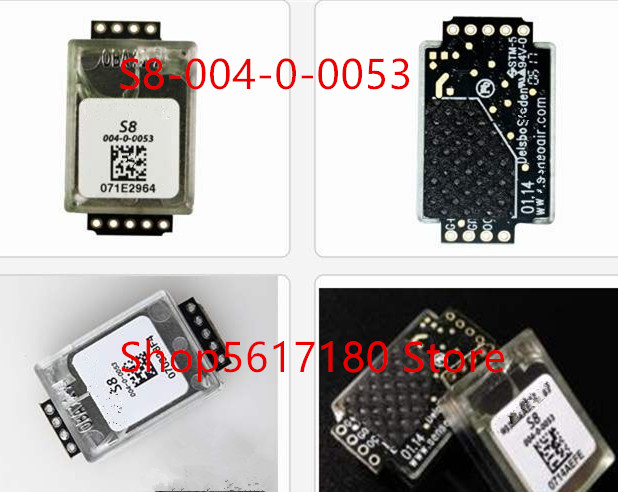 Free Shipping NEW 1PCS/LOT  New Original Non-counterfeit S8-004-0-0053 S8-0053 Infrared CO2 Carbon Dioxide Sensor S80053 S8 0053