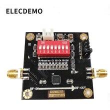 Pe43703 모듈 디지털 rf 감쇠기 모듈 pe43703 대역폭 9 k ~ 6 ghz 0.25db 스텝 31.75db 기능 데모 보드