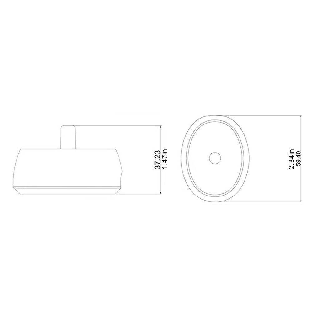 USB Replacement Electric Toothbrush Charger Model 3757 Suitable For Braun Oral-b Toothbrush Wireless Charging Cradle