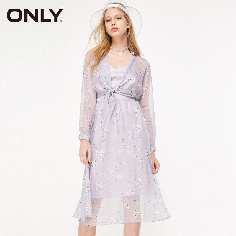 Только летнее женское Сетчатое шифоновое платье с цветочным рисунком | 119107615|Платья|   | АлиЭкспресс