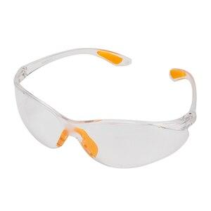 Image 2 - NEW Safety Glasses Transparent Dust Proof Glasses Working Glasses Lab Dental Eyewear Splash Protective Anti wind Glasses Goggles