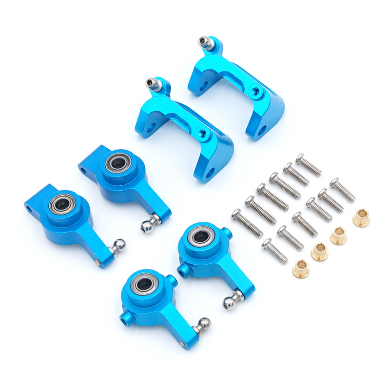 Front C Hub Carrier for WLtoys A949 A959 A969 A979 1:18 RC Car Upgrade Parts