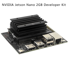 Nvidia Jetson Nano 2Gb Developer Kit Deep Learning Ai Robotics