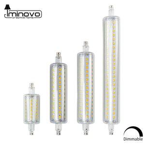 R7S LED Bulb J78 J118 Dimmable Corn Lamp 78mm 118mm 135mm 189mm Replace Halogen Light 25W 150W 500W AC 220V 110V Lampada