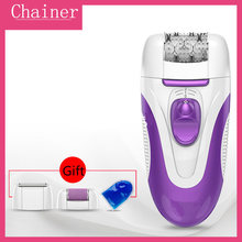 Mini Handheld USB Charge Epilator Depilador Facial Permanent Hair Removal Device Whole Body Painless Remover For Women