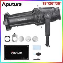 Aputure Spotlight Mount Set 19 °/26 °/36 ° Verlichting Modifiers Voor Aputure 120D 300D Mark 2 120D Ii & Andere Bowens Mount Lichten