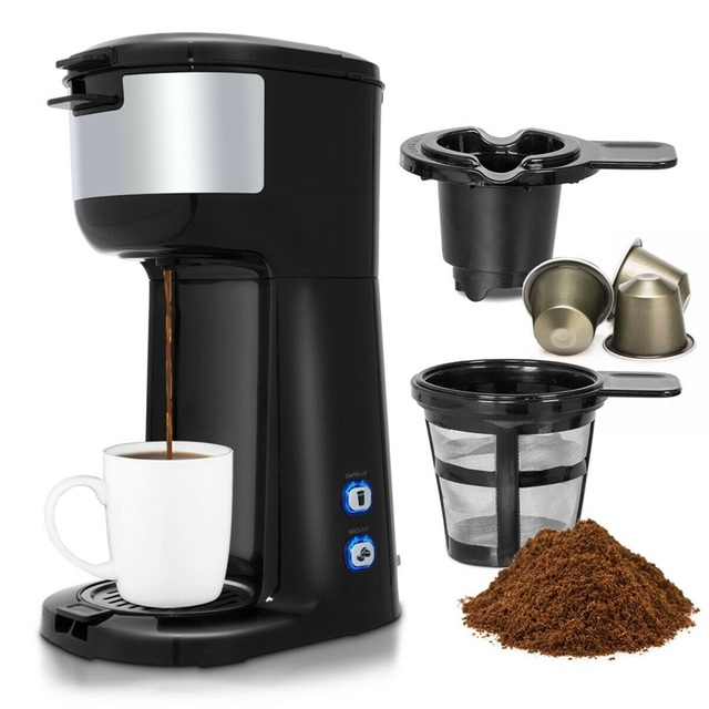 Portable Coffee Maker for Ground Coffee  4