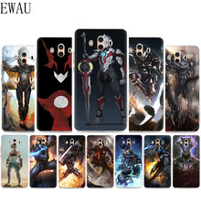 Warframe Ultra Thin Silicone Mattle phone case for Huawei Y7 Y9 Prime Mate 10 20 30 Lite Pro Nova 2i 3 3i 4 5i(China)