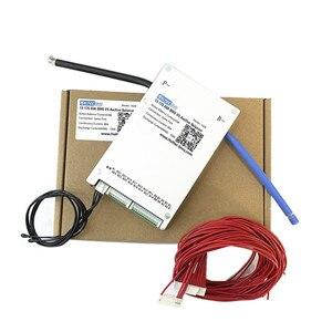 Image 5 - Active Equalizer Balancer Vs Bms สมาร์ท BMS 13S 14S 15S 16S 17S  20S 60A 120A RS485 APP Lifepo4 Li Ion 48V 52V 60V