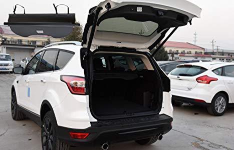 Cargo Cover For 13 18 Ford Escape 2019 Cargo Cover Trunk Shielding Shade Rear Racks Accessories Aliexpress