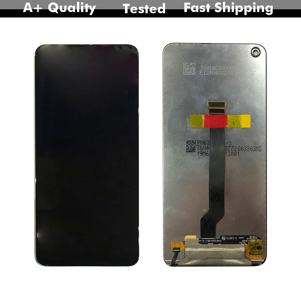 For 6.3'' <font><b>Samsung</b></font> <font><b>galaxy</b></font> <font><b>A60</b></font> A606F/DS <font><b>A6060</b></font> A606FD Display Screen Digitizer Touch Panel Glass Sensor Assembly Replacement Part image