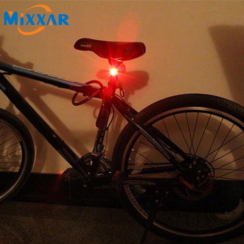 Дропшиппинг светодиодный водонепроницаемый велосипедный передний задний шлем красная вспышка аварийная лампа для езды на велосипеде пред...
