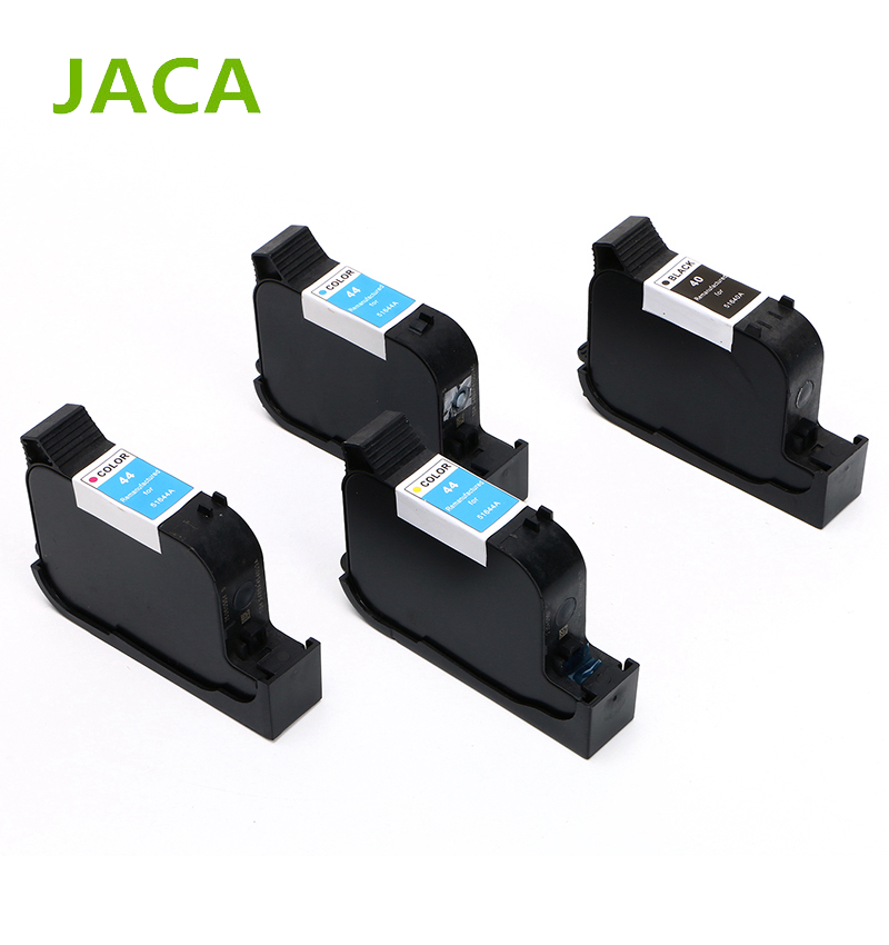 Ink Cartridge Compatible Hp40 51640A HP44 51644Y 51644C 51644M Replaces For 40 44 Designjet 230 250c 330 350c 430 450c Printer