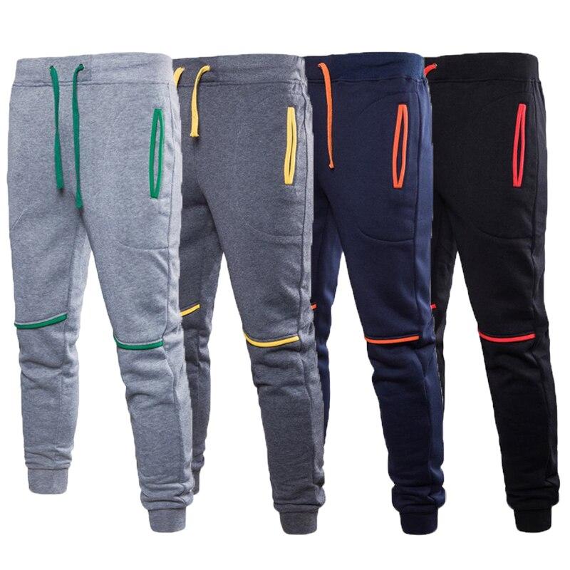 TJWLKJ Man Pantsmens Sweat Pants Jogger Men Hip Hop Pants Male Casual FashionTrousers Sweatpants Fitness Workout Large Size XXXL