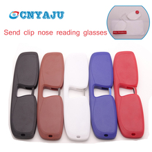 CNYAJU Ultra Thin Reading Glasses Portable Glasses, TR90 Lig