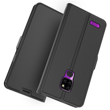 купить For Ulefone Note 7P Case PU Leather Flip Stand Wallet Case Full Body Pocket Cover with Card Holders For Ulefone Note 7 P Case по цене 259.22 рублей