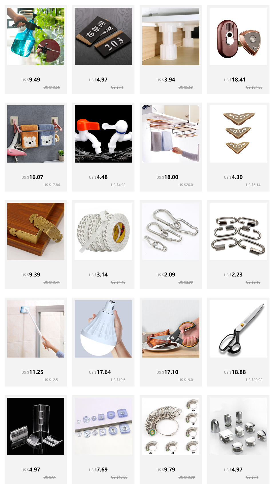 Home kitchen Faucet Repair Tool Set Multi - Function Wrench Sleeve Faucet Spool Nozzle Hose Installation Disassembly