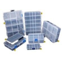 1 шт. 7 Размер гайки биты ячеек портативный ящик для ювелирных инструментов контейнер кольцо электронная дрель винт компоненты-бусины для хранения инструментарий