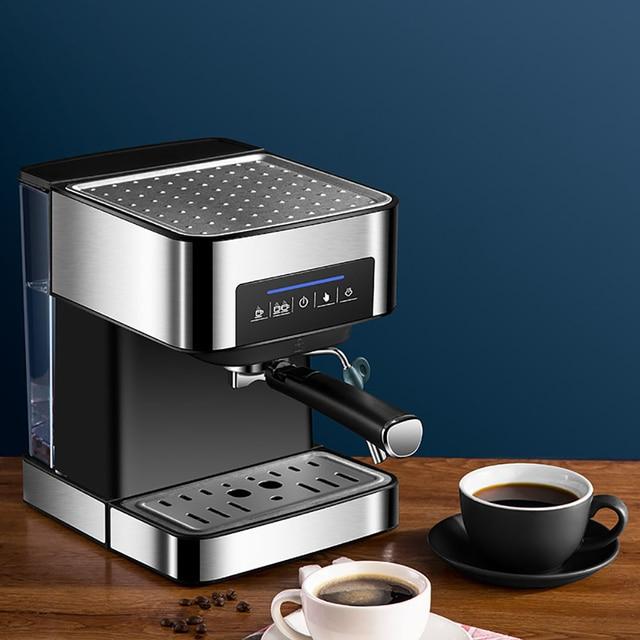 Espresso Machine With Steam Function 5