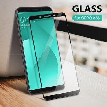 Перейти на Алиэкспресс и купить Полное Защитное стекло для OPPO A83 A11 A11X A9 A9X A7 A7X A5 A5S AX5S A3 A3S A 11 9 7 5 3 закаленное защитное стекло для экрана