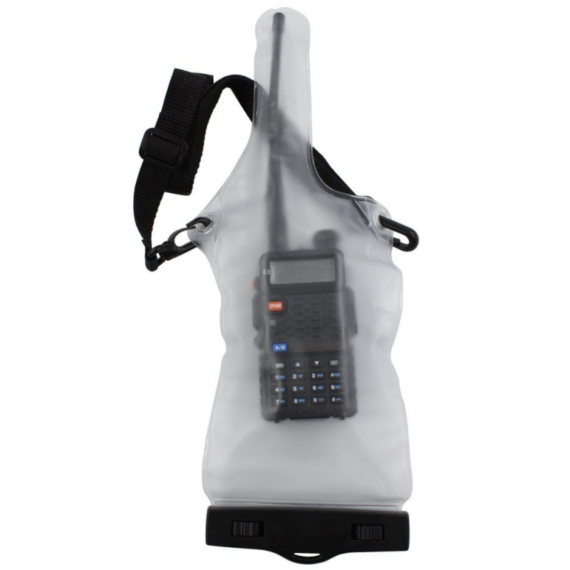 Portable Waterproof Bag Case Pouch For Walkie Talkie UV5R UV82 BF 888S UVB6 Full Protector Cover 1pcs New