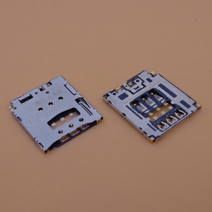 2 шт. для ASUS Zenpad 8.0 Z380KL Z380 устройство для чтения Sim-карт Слот держатель Гнездо разъем Разъем ремонт Запасная часть