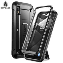 For Samsung Galaxy A10e Case (2019) SUPCASE UB Pro Full Body Rugged Holster Case with Built in Screen Protector & Kickstand