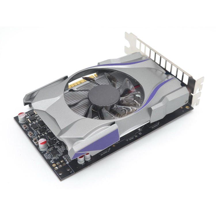 GT730 GDDR5 1GB 128Bit Express Game Video Card Ie Card BTC Mining Video Card with a Cooler Fan for GeForce 3