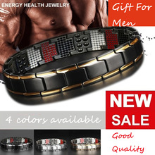 Adjustable Bracelets Sleep-Better-Accessories Strength Bio Magnetic Health-Energy Male Gifts