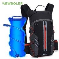 10l impermeável esportes ao ar livre acampamento saco de água hidratação mochila para caminhadas equitação saco pacote de água bexiga macio balão|Bolsas de água|Esporte e Lazer -