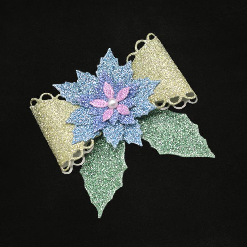 2020 New Bow Flower Metal Cutting Dies Stencil DIY Scrapbooking Album Stamp Paper Card Embossing Craft Decor Cutting Dies  - AliExpress