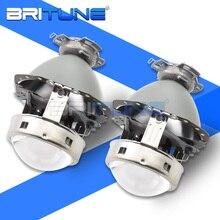 E55 d2s lente do projetor para audi a6 c6/bmw e60 e53 e65 e63/benz w211 w212 w219 lentes farol substituir acessórios do carro tuning