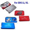 Neue Top Und Bottom Protector Fall Abdeckung Für Nintend 3DS LL Für 3DS XL Für 3DS LL