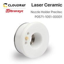 купить Ultrarayc Laser Ceramic Part for Precitec Raytools Fiber Cutting Head Dia.28mm 32mm дешево