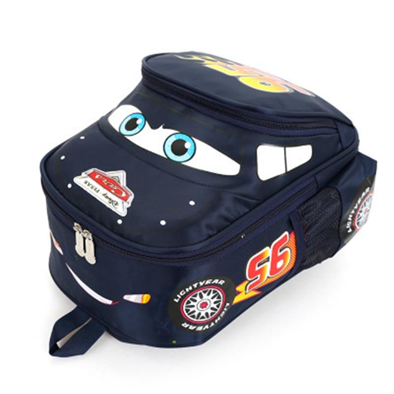 2019 Cartoon Car Backpack Children Boy School Bags Kids Book Bag Baby Toddler Kindergarten Boys Girls Backpacking Rucksack