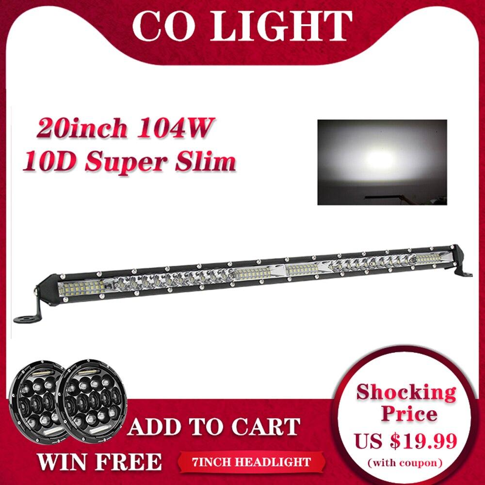 CO LIGHT Super Slim 10D 20