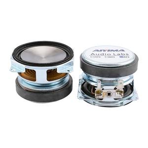 Image 5 - AIYIMA 2Pcs 2 Inch Audio Full Range Speaker Unit 52MM 8 Ohm 10W Uplifting Angle Waterproof Sound Speaker Driver DIY Home Theater