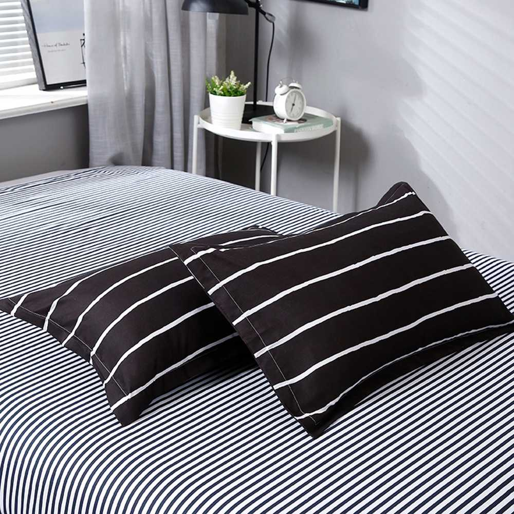 Wongs الفراش طقم سرير الموضة المنسوجات المنزلية الكلاسيكية حاف الغطاء أغطية سرير الملكة واحدة الملك الحجم 3 قطعة دروبشيبينغ