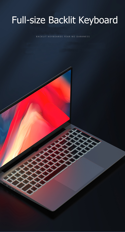 backlit keyboard a