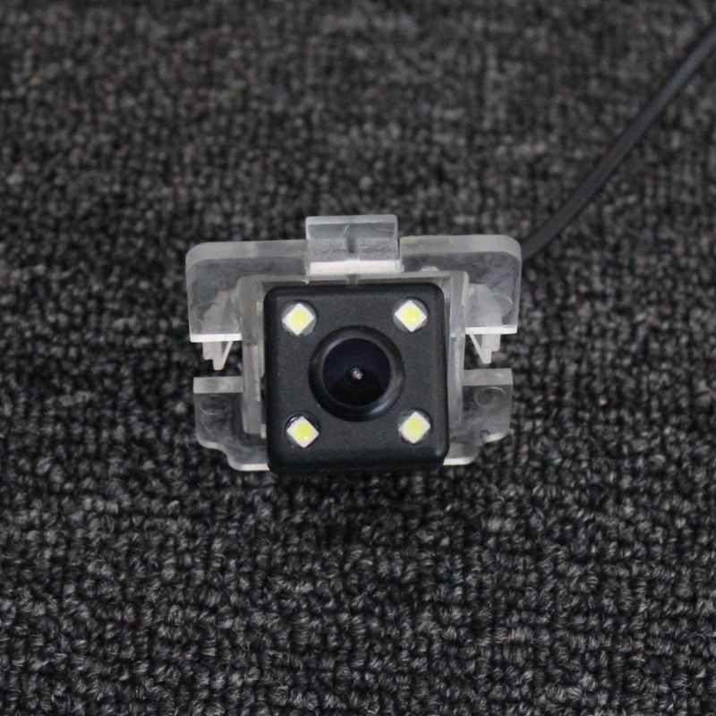 Car Rear View CCD Camera For Mitsubishi Outlander XL GT Citroen C-Crosser Peugeot 4007 Waterproof Night Vision Backup Reverse